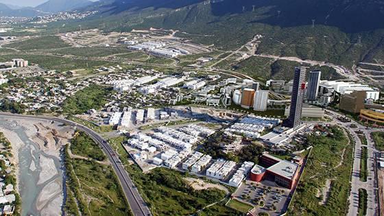 zona valle poniente monterrey