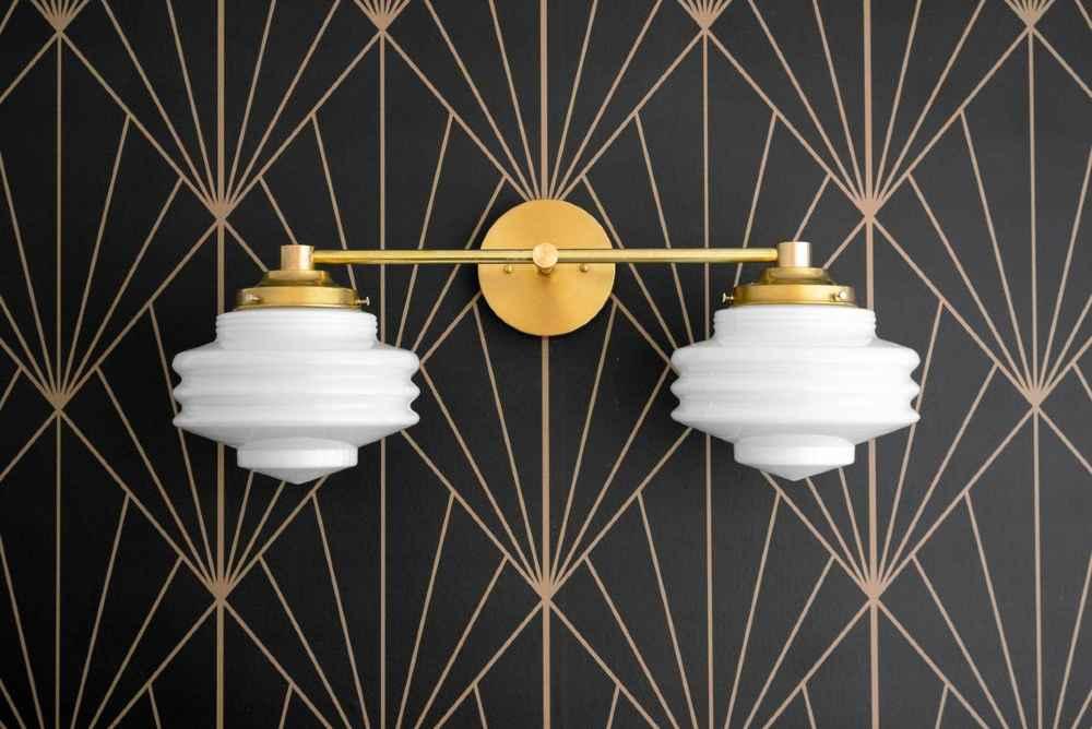 decoración Art Deco