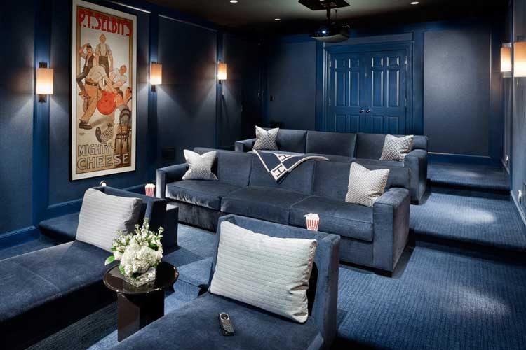 ¿Qué no debe faltar en la sala de cine de tu departamento?