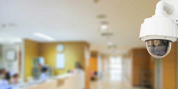 Milena departamentos control de acceso y CCTV